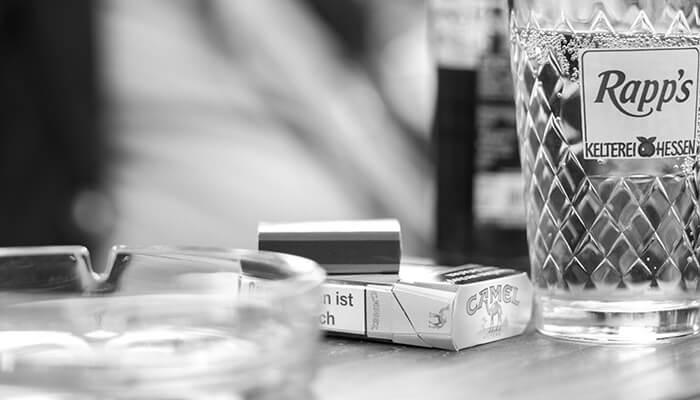 Zigarettenmarke Camel