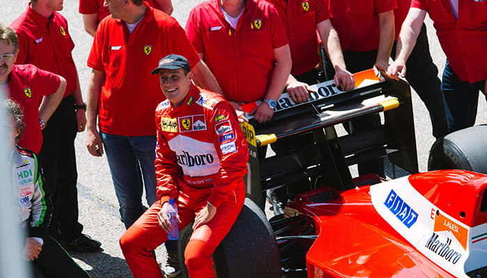 Marlboro Sponsoring Motorsport